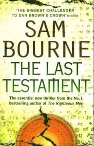 The Last Testament Sam Bourne