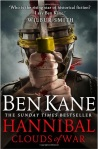 Ben Kane Clouds of War PB