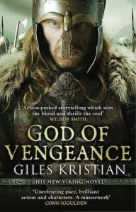 Giles Kristian God of Vengeance PB (small)