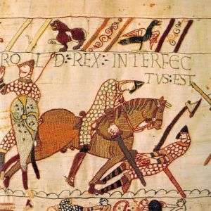 Battle of Hastings 4