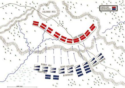 Battle of Hastings 5