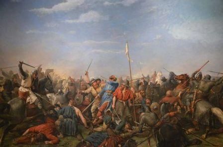 Battle of Hastings 6