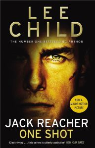 One Shot Lee Child Tom Cruise