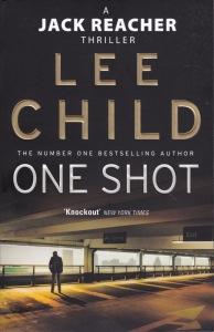 One Shot Lee Child