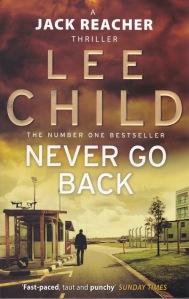 Never Go Back Lee Child