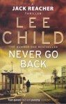 Never Go Back Lee Child