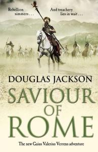 Saviour of Rome Douglas Jackson