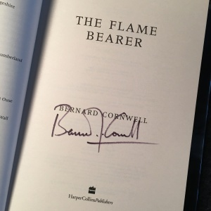 The Flame Bearer signature