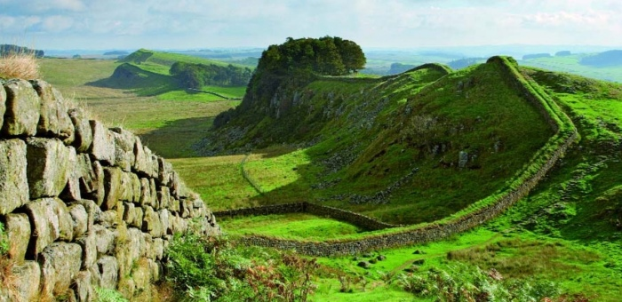 Warrior of Woden Hadrian's Wall
