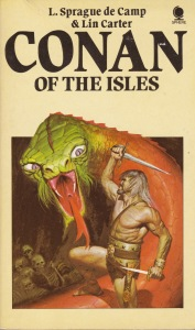 12 Conan of the Isles