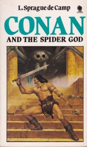 20 Conan and The Spider God