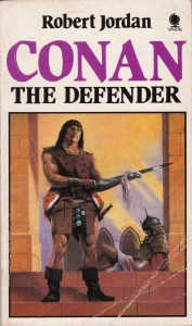22 Conan The Defender