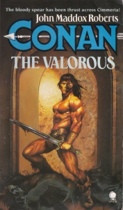 27 Conan The Valorous
