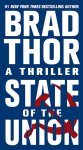 State of The Union Brad Thor Pocket Book Version