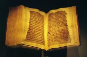 Beowulf Manuscript Book