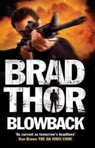 Blowback Brad Thor
