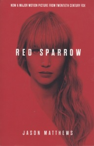Red Sparrow Jason Matthews