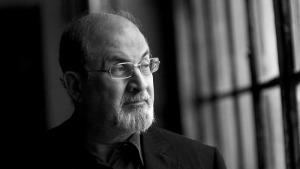 Salman Rushdie (from website)