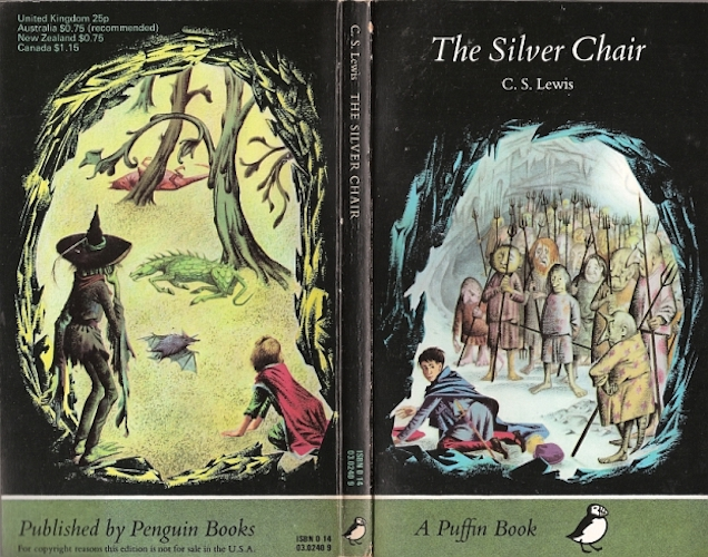 The Silver Chair C. S. Lewis 1