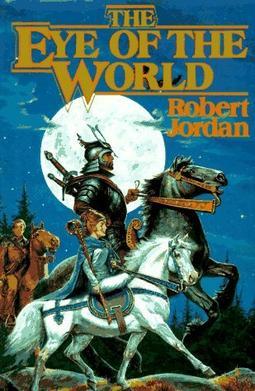 The Wheel of Time The Eye Of The World Robert Jordan