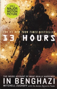 13 Hours Mitchell Zuckoff