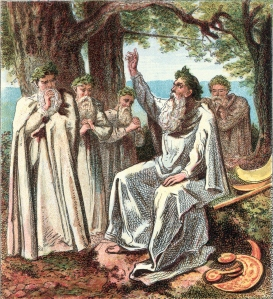Ancient British Druids