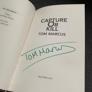 Tom Marcus signature