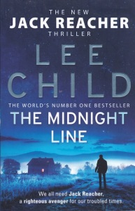 The Midnight Line Lee Child