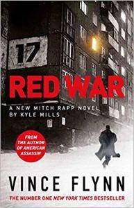 Vince Flynn Red War Kyle Mills