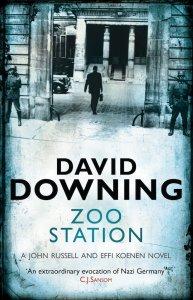 David Downing Zoo Station
