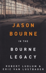 The Bourne Legacy Robert Ludlum