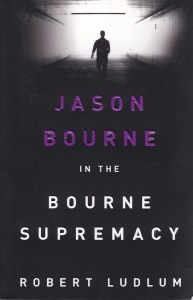 The Bourne Supremacy Robert Ludlum