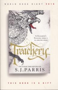 Treachery SJ Paris