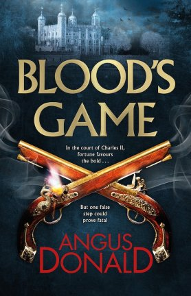 Blood's Game Angus Donald