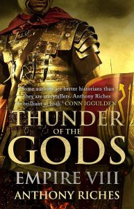 Thunder of the Gods Anthony Riches
